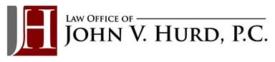 Logo for law office of John Hurd