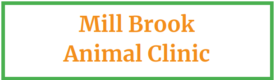 Logo for Mill Brook Animal Clinic