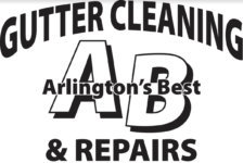 Arlington's Best Window and Gutter Cleaning logo