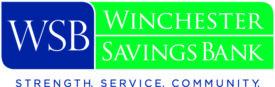 Winchester Savings Bank logo